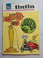 TINTIN N° 891 IAGERIE D'EPINAL (4p)   COVER BERGAUD - Tintin