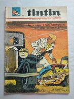 TINTIN N° 892  L'EPOPEE DES CHEYENNES (4p)   COVER TIBET - Tintin