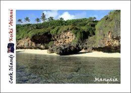 Cook Islands Mangaia Island New Postcard Cookinseln AK - Cook Islands