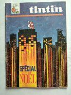 TINTIN N° 893  LES OBJETS TINTIN (1p) + JEAN PAIUL BELMONDO (3p) + LA HONDA S600 (4p) + JEU LE SLALOM GEANT  COVER AZARA - Tintin