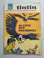 TINTIN N° 895  A L'ASSAUT DU CERVIN (4p) +LANCIA FLAVIA COUPE (2p)   COVER GERI - Tintin