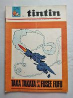 TINTIN N° 896 GEORGES HAENDEL (4p)   COVER JO EL - Tintin