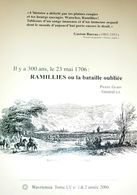 RAMILLIES Ou La Bataille Oubliée - Geschiedenis