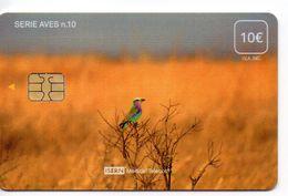ISN-172 SPAIN PHONECARD ESPAÑA ISERN  SERIE AVES Nº10 CARRACA-BIRD-PAJARO - CARD HOSPITAL TV - Basisuitgaven