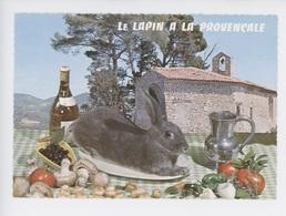 Le Lapin à La Provençale- Recette Gastronomie N°50 Inter Marseille - Ricette Di Cucina