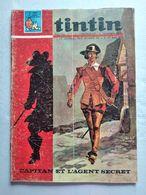 TINTIN N° 898  AUTOMOBILE CLUB DE FRANCE (4p) + BERLIN LE TUNNEL DE LA LIBERTE (4p) + ADAMO (2p)  COVER   FUNCKEN - Tintin