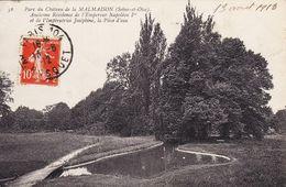 PARC DU CHATEAU DE LA MALMAISON ANCIENNE RESEIDENCE DE L EMPEREUR NAPOLEON - Rueil Malmaison