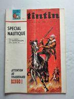 TINTIN N° 8998  PIERRE LEMOYNE D'IBERVILLE (4p)  COVER   W.VANCE - Tintin