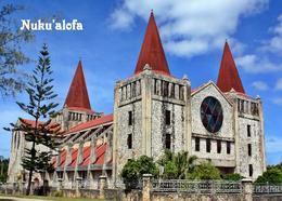 Tonga Nukualofa Church New Postcard - Tonga