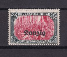 Danzig - 1920 - Michel Nr. 15 - Postfrisch - Danzig