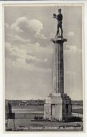 Beograd Kalemegdan Monument Old Postcard Posted 1934 Bb200701 - Serbia
