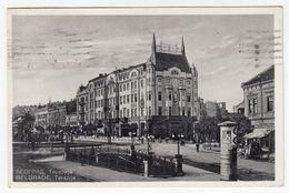 Beograd Ancien Palais Royal Old Postcard Posted 1934 Bb200701 - Serbia