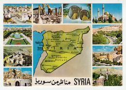 Syria Old Unused Postcard Bb200701 - Syria
