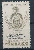 Mexique 1964 Académie De Médecine MNH - Andere