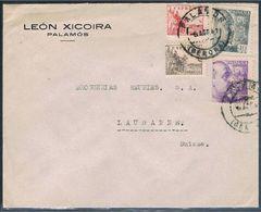 España, 1951, Gerona-Lausanne - 1931-Oggi: 2. Rep. - ... Juan Carlos I
