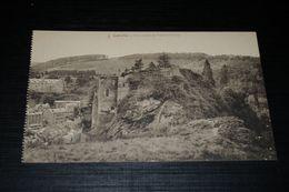 16997-             LAROCHE, LES RUINES DU VIEUX CHATEAU - La-Roche-en-Ardenne