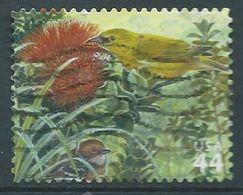 VERINIGTE STAATEN ETATS UNIS USA 2010 HAWAII 'ELEPAIO, OHI'A LEOBERT MOTHERWELL 44¢ SC 4474A YT 4292 MI 4632 SG MS5062A - Vereinigte Staaten