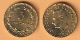 El Salvador 3 Centavos 1974 Me  KM Nr.148 ( D1/72 ) - El Salvador