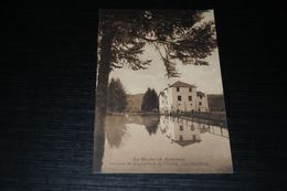 17004-             LA ROCHE EN ARDENNES, UN COIN DE LA PROPRIETE DE L'HOTEL  LES MERLETTES - La-Roche-en-Ardenne