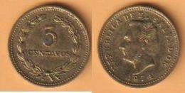 El Salvador 3 Centavos 1974 Me  KM Nr.148 ( D1/73 ) - El Salvador