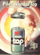 "PUB PILES  "" WONDER  ""   1974 ( 1 ) - Advertising"