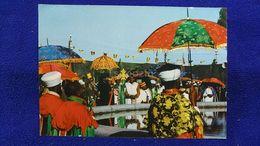 Religious Festivity Of Timket Ethiopia - Ethiopie