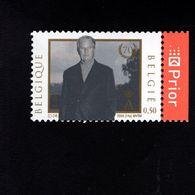 1037208697 SCOTT 2027 POSTFRIS MINT NEVER HINGED EINWANDFREI - KING ALBERT II - 70TH BIRTHDAY - Unused Stamps