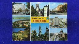 Pozdrav Iz Beograda Serbia - Serbia