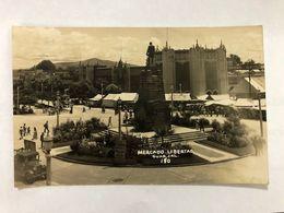 MEXICO - MERCADO LIBERTAD   -  1935  -  POSTCARD - Mexique