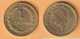 El Salvador 1 Centavo 1981 Me  KM Nr. A154 ( D1/75 ) - El Salvador