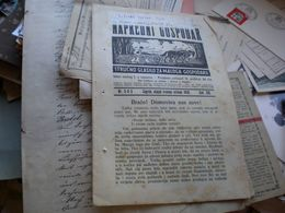 Napredni Gospodar Zagreb 1940 - Livres, BD, Revues