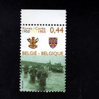 1037209954 SCOTT 2085  POSTFRIS MINT NEVER HINGED EINWANDFREI - RETURN OF THE LAST BELGIAN BATTALION KOREAN WAR 50TH ANN - Unused Stamps