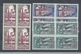 ESPAÑA  EDIFIL  2159/61    (B4)   MNH  ** - 1931-Hoy: 2ª República - ... Juan Carlos I