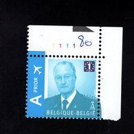 1037210614 SCOTT 2203 POSTFRIS MINT NEVER HINGED EINWANDFREI - KING ALBERT II PLATE 1111 - Unused Stamps