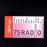 1037211028 SCOTT 2100 POSTFRIS MINT NEVER HINGED EINWANDFREI - NATIONAL RADIO BROADCASTING INSTITUTE 75TH ANNIV - Unused Stamps