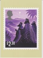 United Kingdom Postcard Mi 4481 Christmas 2019 - Three Wise Men - Grande-Bretagne