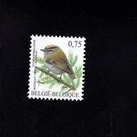 1037212798 SCOTT 2076 POSTFRIS MINT NEVER HINGED EINWANDFREI - BIRD - ROITELET TRIPLE-BANDEAU - Unused Stamps