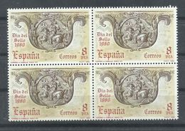 ESPAÑA  EDIFIL  2575   (B4)   MNH  ** - 1931-Hoy: 2ª República - ... Juan Carlos I