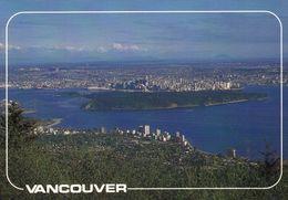 1 AK Kanada Britisch Kolumbien * Blick Auf Die Stadt Vancouver - Luftbildaufnahme * - Vancouver