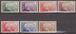 Madagascar N° (yt) 199 à 205 Neufs *tc - Madagascar (1889-1960)