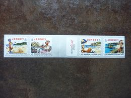 2000 -  Tourism  4 Self Adhesive Stamps  MNH ** - Jersey