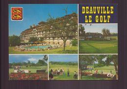 """Deauville """" L'hôtel Du Golf Et Le Golf """" - Deauville"""