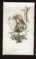 Bid Voor De Ziel - Maria Mathilda BOLLAERTS (J.F. Peeters) - Sint-Joris-Winge 1872 / Merksem 1943 - 2 Scans - Devotion Images