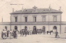 Eure-et-Loir - Chateaudun - La Gare - Chateaudun