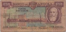 Angola : 20 Escudos 1956 - Angola
