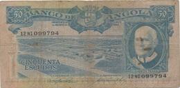 Angola : 50 Escudos 1962 - Angola