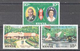 Kenya - Silver Jubilee - MNH - Stamps