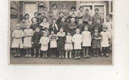 CPA SERCOEUR PHOTO SCOLAIRE 1937 - Frankreich