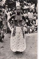 DAHOMEY: Jeune Féticheuse D'Abomey - Dahomey