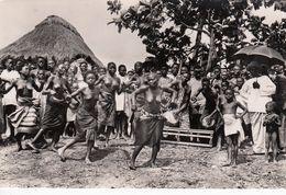 DAHOMEY: Danses Près De Porto Novo - Dahomey